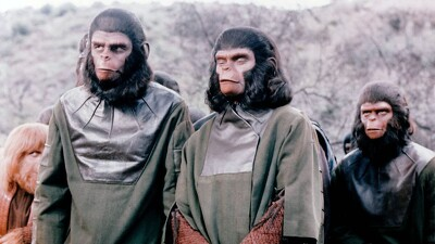 Battle for the Planet of the Apes Trailer