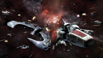 Battlestar Galactica: Blood & Chrome Trailer