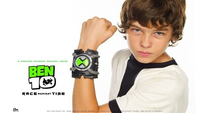 Ben 10: Race Against Time Trailer