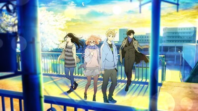 Beyond the Boundary Movie: I'll Be Here - Mirai-hen Trailer