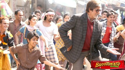 Bhoothnath Returns Trailer