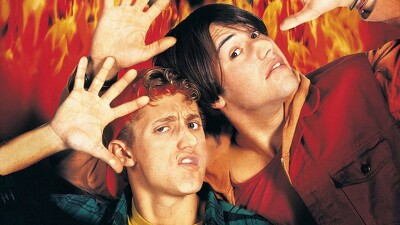 Bill & Ted's Bogus Journey Trailer
