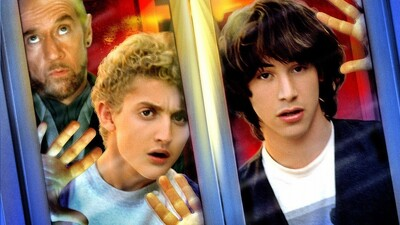 Bill & Ted's Excellent Adventure Trailer
