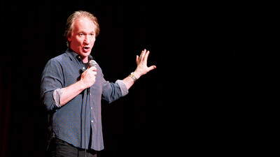 Bill Maher: Be More Cynical Trailer