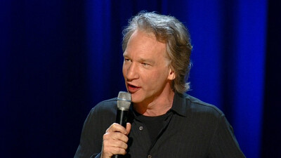 Bill Maher: I'm Swiss Trailer