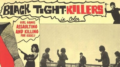 Black Tight Killers Trailer