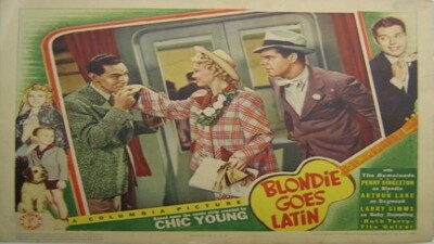 Blondie Goes Latin Trailer