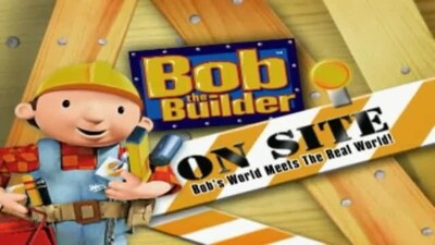 Bob the Builder On Site: Houses & Playgrounds Trailer
