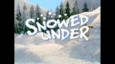 Bob the Builder Snowed Under Trailer