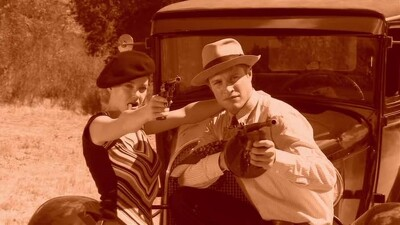 Bonnie & Clyde: Justified Trailer