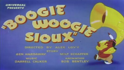 Boogie Woogie Sioux Trailer