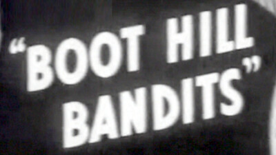 Boot Hill Bandits Trailer