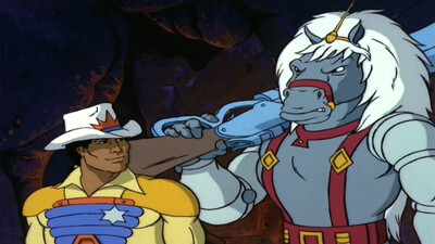 BraveStarr: The Legend Trailer