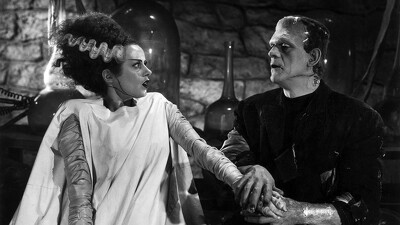 Bride of Frankenstein Trailer