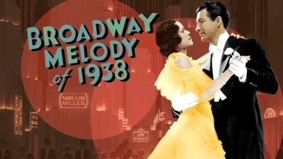 Broadway Melody of 1938 Trailer