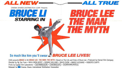 Bruce Lee: The Man, The Myth Trailer