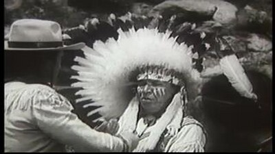 Buffalo Bill in Tomahawk Territory Trailer