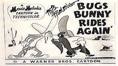 Bugs Bunny Rides Again Trailer