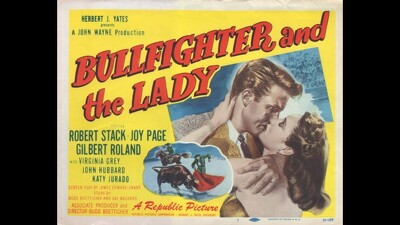 Bullfighter and the Lady Trailer