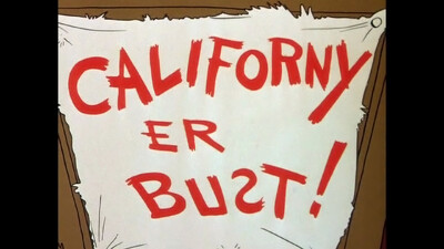 Californy 'Er Bust Trailer