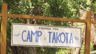 Camp Takota Trailer