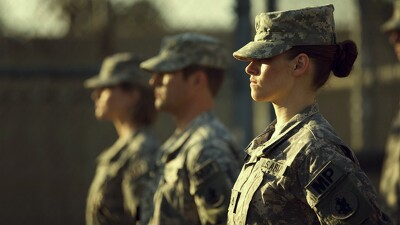 Camp X-Ray Trailer