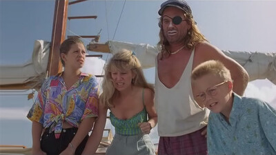 Captain Ron Trailer