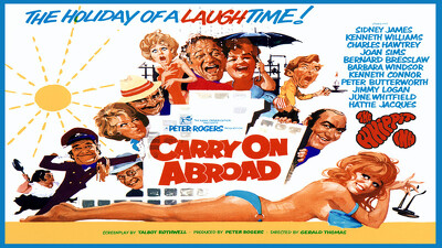 Carry On Abroad Trailer