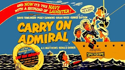 Carry on Admiral Trailer