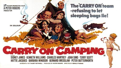Carry On Camping Trailer