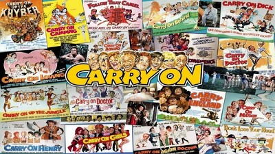 Carry On England Trailer