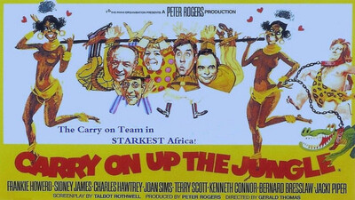 Carry On Up The Jungle Trailer