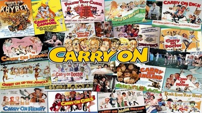 Carry On... Up the Khyber Trailer