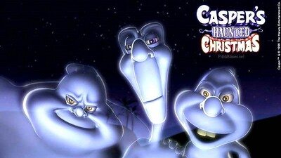 Casper's Haunted Christmas Trailer