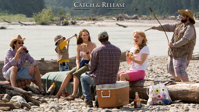 Catch and Release Trailer