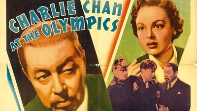 Charlie Chan at the Olympics Trailer