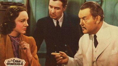 Charlie Chan in Honolulu Trailer