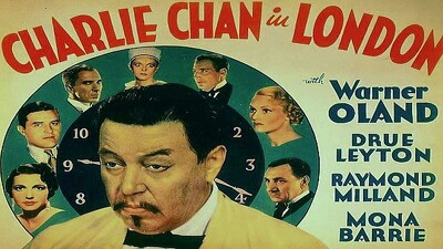 Charlie Chan in London Trailer