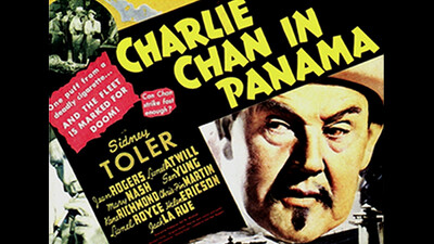 Charlie Chan in Panama Trailer