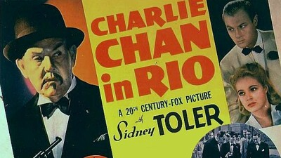 Charlie Chan in Rio Trailer