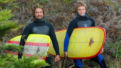 Chasing Mavericks Trailer