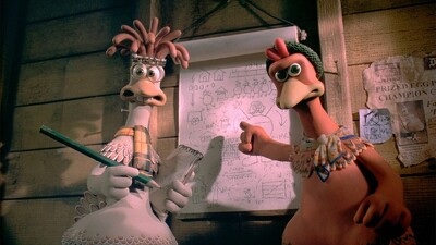 Chicken Run Trailer