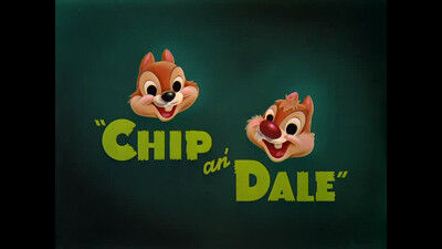 Chip an' Dale Trailer