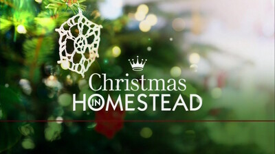 Christmas in Homestead Trailer