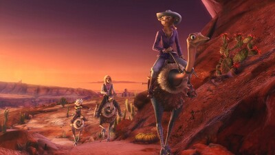 Cinderella Once Upon A Time In The West Trailer