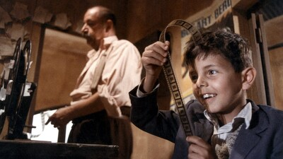 Cinema Paradiso Trailer