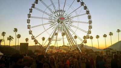 Coachella Valley Music and Arts Festival (2014) - Day One Trailer