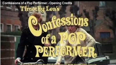 Confessions of a Pop Performer Trailer