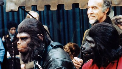 Conquest of the Planet of the Apes Trailer