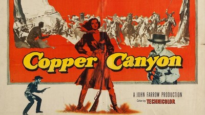 Copper Canyon Trailer